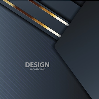 Schwarzes hintergrundlicht mit abstrakter farbe modern