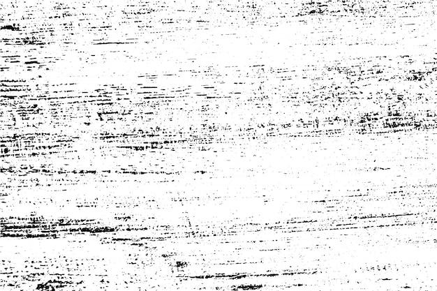 Schwarzweiss-schmutzbeschaffenheitsvektor. oberflächenhintergrund der abstrakten abbildung. vektor eps10.