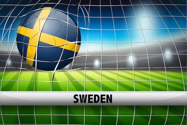 Schweden-fußballweltmeisterschaft