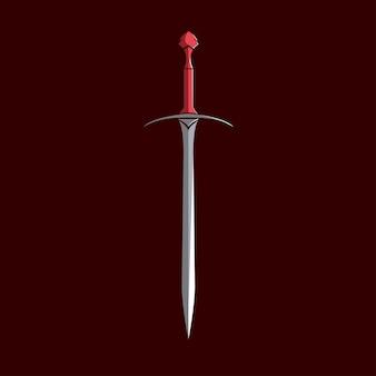 Schwert-design-vorlage