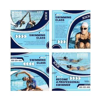 Schwimmen instagram beiträge sammlung