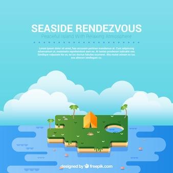Seaside rendezvous