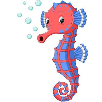 Seepferd-cartoon