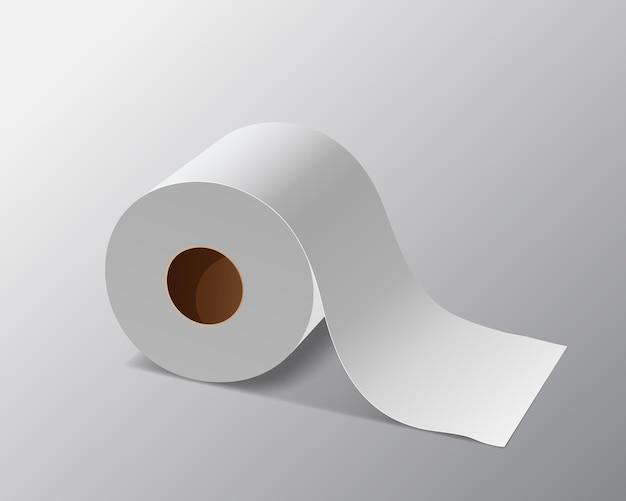 Seidenpapierrolle