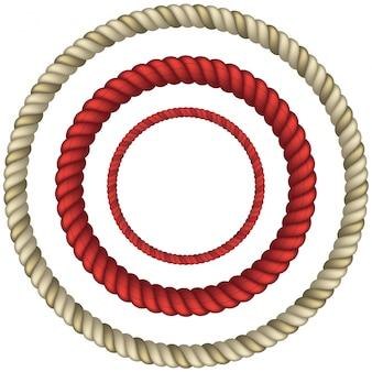 Seil kreisförmig