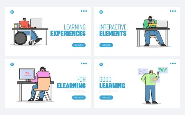 Selbstbildung und online-kurse