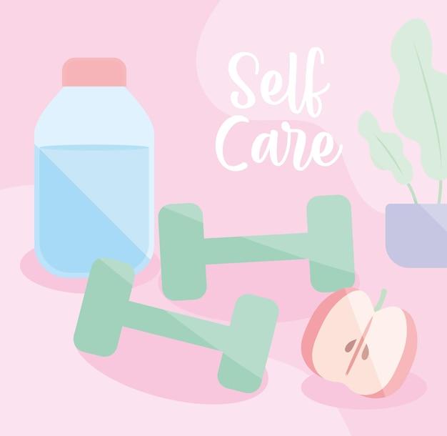 Selbstpflege-design