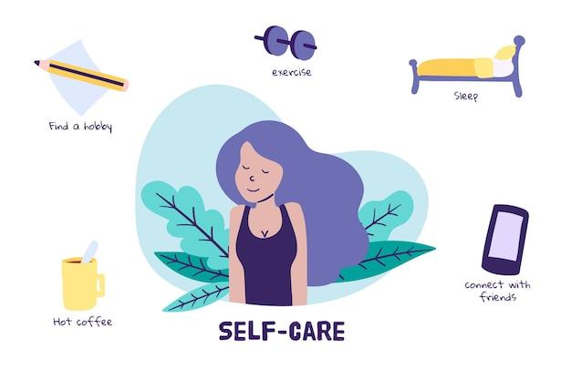 Selbstpflegedesign