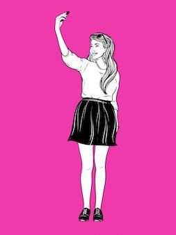 Selfie zeit
