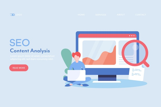 Seo analyse banner