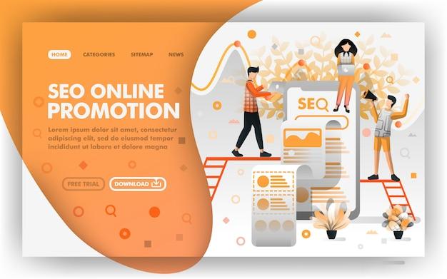 Seo online-werbung
