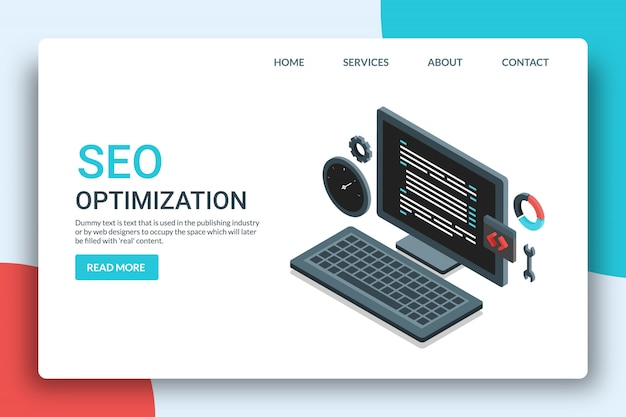 Seo-optimierung landing page
