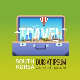 Seoul stadtlandschaft
