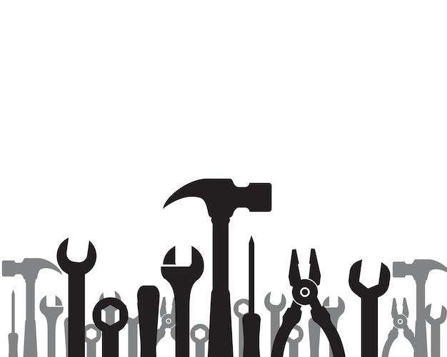 Service-tools-vektor-symbol