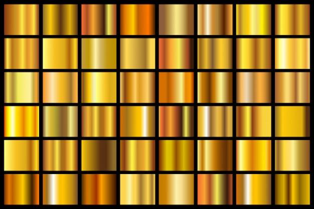 Set goldverläufe