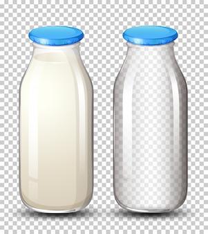 Set milchflasche