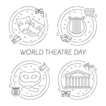 Set theaterfahnen