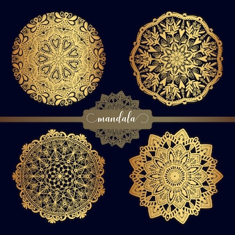 Set von mandala