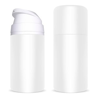 Shave foam dispenser bottle