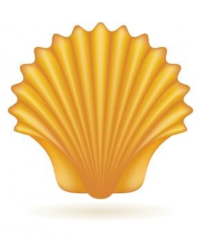 Shell sea vektor-illustration