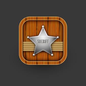 Sheriff-symbol