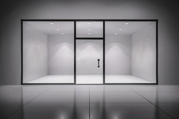 Shop innenraum hintergrund