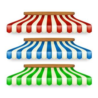 Shop markisen anders gestreift