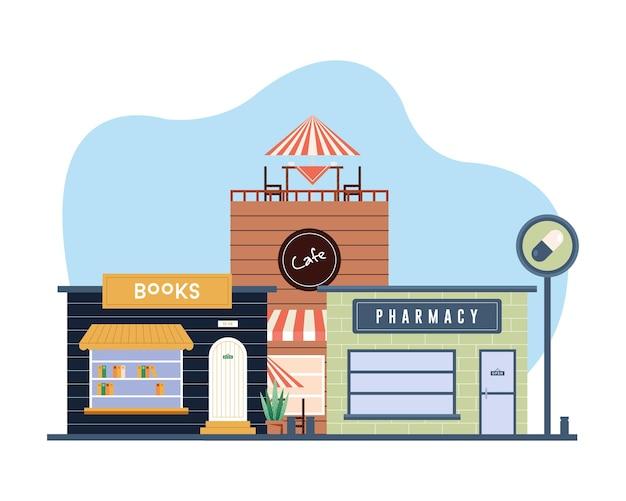 Shops kollektionsdesign