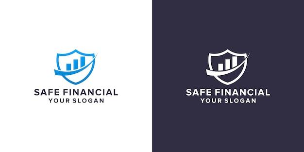 Sicheres finanzlogo