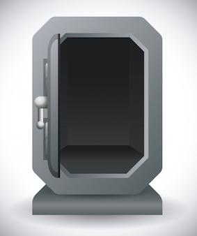 Sicherheits-box-design