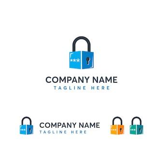 Sicherheits-logo-vorlage