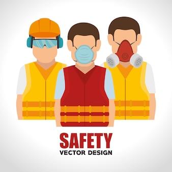 Sicherheitsausrüstungsdesign