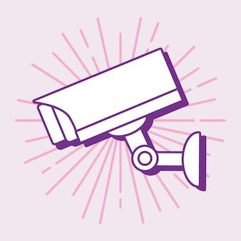 Sicherheitskamera-design