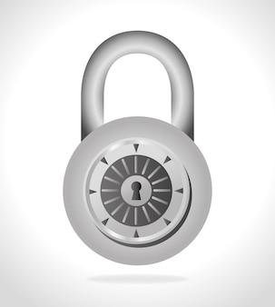 Sicherheitssystem-design.