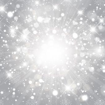 Silber glitter hintergrund