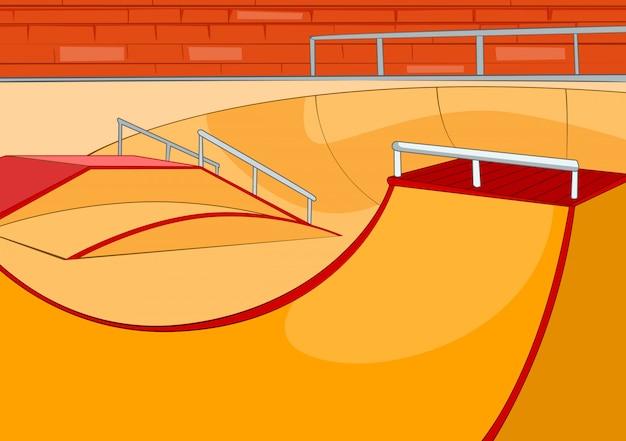 Skate-rampe