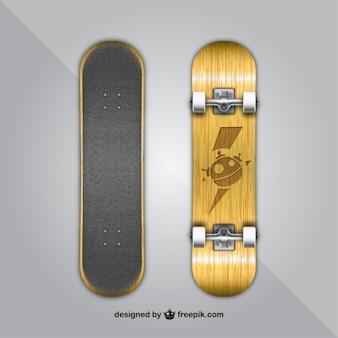 Skateboard psd schichtmaterial