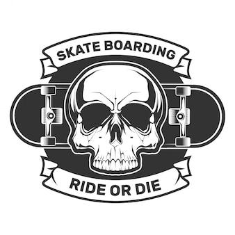 Skateboarding. fahr oder stirb.