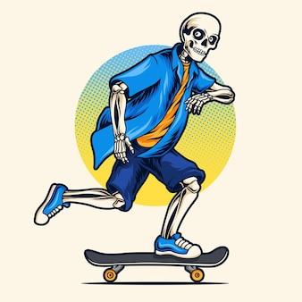 Skater-schädel