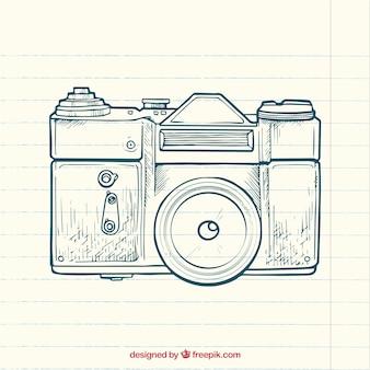 Sketchy kamera