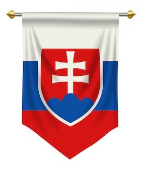 Slowakei wimpel