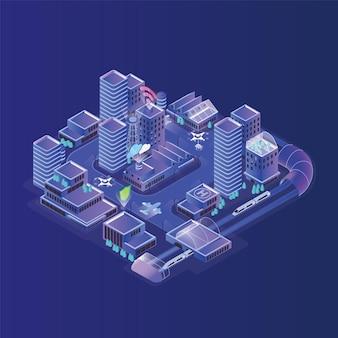 Smart city modell