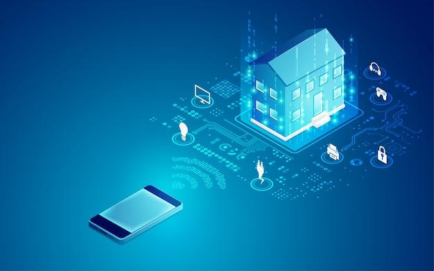 Smart-home-technologie