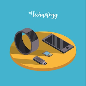 Smartphone und smartwatch mit datendienst verbinden