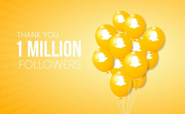Snapchat 3d ballons sammlung für banner und meilenstein leistung präsentation