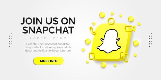 Snapchat social media design