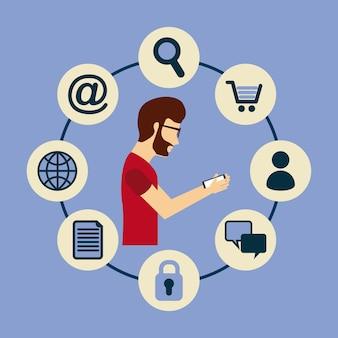 Social-media-design