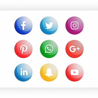Social-media-icons gesetzt
