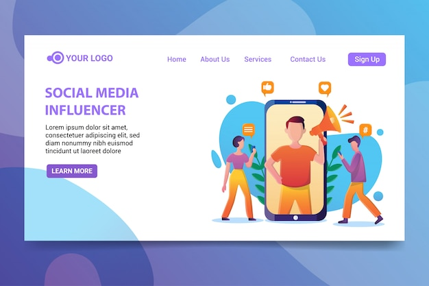 Social media influencer