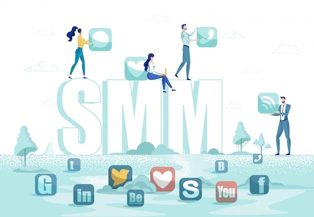 Social media marketing business-schulungskurse